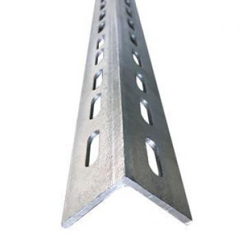 slotted angle rack shelf / Powder painting Slotted Angle Bar with holes