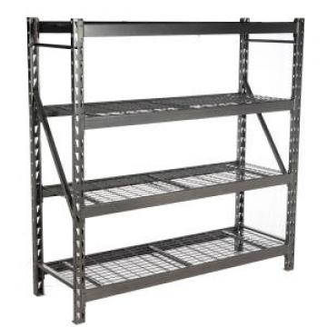 3 tiers or 4 tiers Customizable Safe metal shelf storage steel shelving units