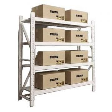 Warehouse metal shelf 4 tier shelf metal display rack