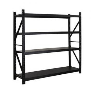 Industrial Warehouse Storage Steel Teardrop Beam Heavy Duty Pallet Rack