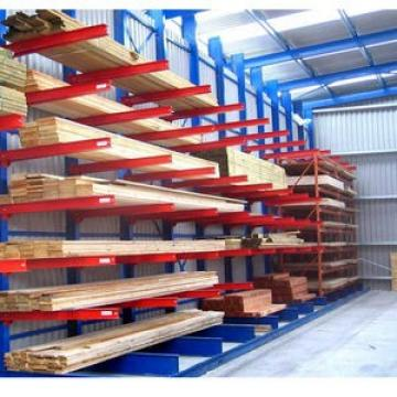 Steel Storage Racking System Industrial For Heavy Duty Plastic Pallet