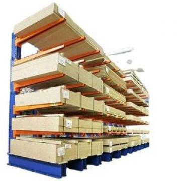 3-Level System Workshop Rack 110lbs per Level Wood Rack with Durable Sheet Metal Screws Lumber Storage Rack