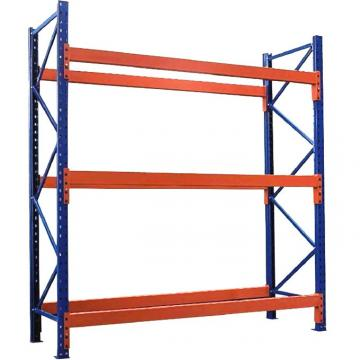 Heavy Duty Metal Storage Rack Orange & Blue Color Display Heavy duty storage shelving racking systems warehouse storage System