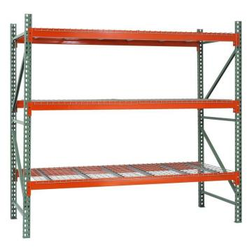 Popular warehouse shelves drive in rack system