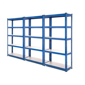 Customized reasonable price light duty warehouse storage rack system automatic shelves
