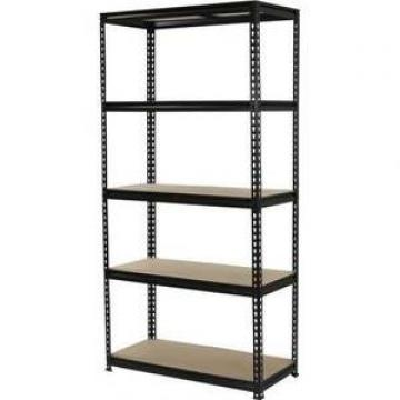 Warehouse heavy duty metal shelving system / euro pallet racking / longspan shelving