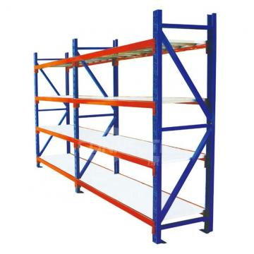 Medium duty wide span shelving storage - assemble metal shelf rack