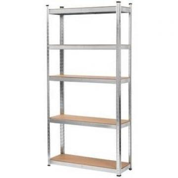 Middle duty 150kg 5 layer boltless rivet shelving