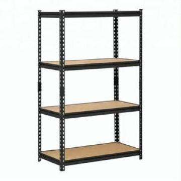 Easy Install Push back horizontally rack display supermarket shelf