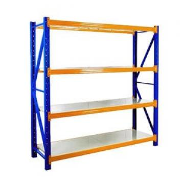 Industrial Warehouse Pipe Shelving Economical Steel Pallet Shelf Metal Cantilever Racking System