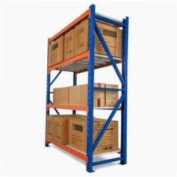 Industrial warehouse plastic storage box flow shelving systems