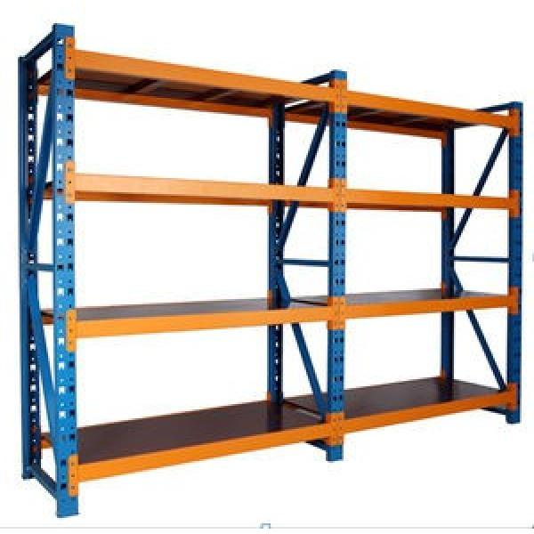 0.4mm to 1mm thickness Slotted Angle Trays / Storage Iron Racks