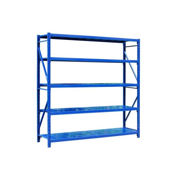 Slotted Steel Angle Racking/ light- duty warehouse rack/ warehouse storage system