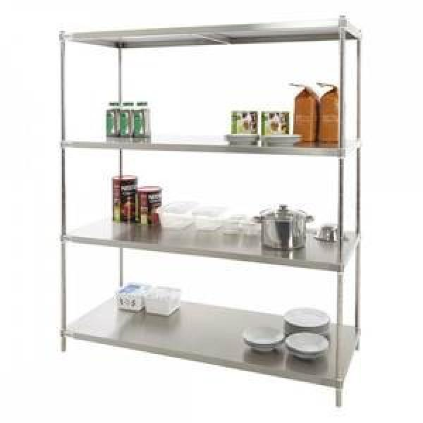 Commercial kitchen capacity garage shed storage shelving units