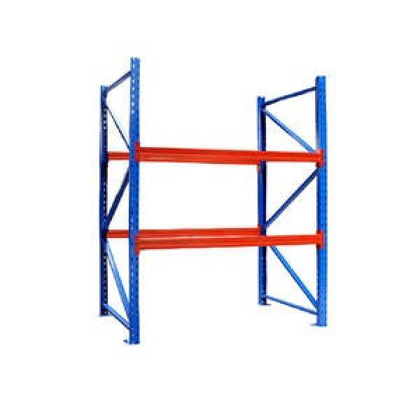Industrial Warehouse Storage Pipe Shelving Steel Heavy Duty Cantilever Racking System